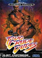 Photo de la boite de Two Crude Dudes